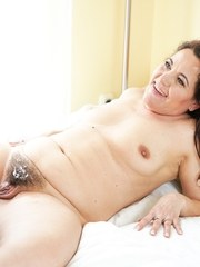 Horny Rob is about to learn the art of sex from older and experienced Red Mary. This