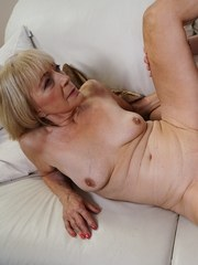 Young Jason Storm enjoys the very essence of life with Szuzanne the lusty granny