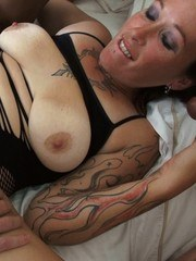 Kaleesi Kage and her hubby came down from Dallas for her first GANG BANG. She was