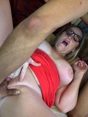 One of my Strokers comes to visit me at the perfect time. I was extremely horny so