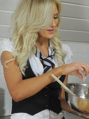 Miss Holli has insisted Emma-Kate attends a cookery classes as she has not been paying