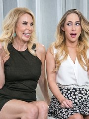 Carter Cruise is trying to hunt down her biological mother and has signed up to an