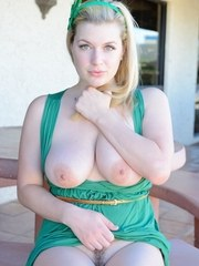 Great Green Goddess