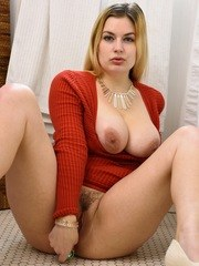 Danielle Double Penetration in Red