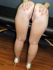 This HOTWIFE was feeling a little tense and needed an internal massage. Two hung