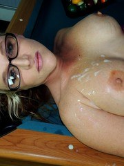 then my husband helps me double penetrate my pussy and asshole with them. Who knew