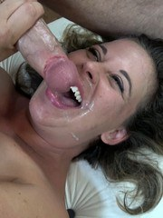 HOTWIFE June Larue is back! This time shes in need of dick. Watching this giggling