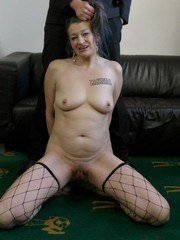 Another week and yet another skanky slag who should know better graces us with her