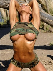 Breasts in Army