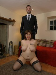 Laura Louise My Cunt Fucking Loves Your Cock! After a couple of no-shows during our