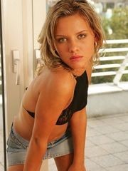 Czech cutie performing a slow and seductive strip