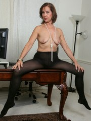 Lynn Stocking Pleasure