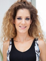 Cute curly haired Monique is a 20 year old newb...