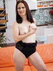 Alice Sharp is one naughty granny. She craves a hard young cock inside her elderly