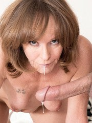 For starters Cyndi fucks the delivery boy