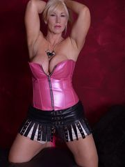 Mature Women In Latex