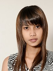 Nay is a horny teen ladyboy from Bangkok with a tight slender body and some perky