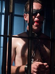 Notorious cheating husband is tossed in a shady prison for sexual reformation by