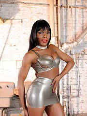Gabrielle latex sheets