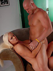 Holly Sweet Gets Fucked Hard By Chris