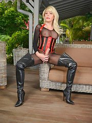 Booted  Sheer
