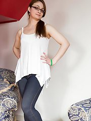 Alexia is an exclusive to this site she applied via Groobys Model Application and