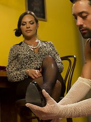 Punished By Her Dominating Cock