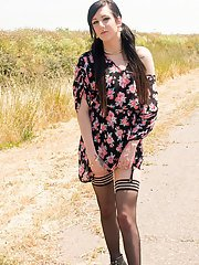 Gorgeous Treasure Barbie is a stunning young tgirl with a sexy body and a magnificent
