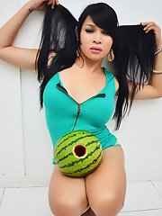 You will never look at a Watermelon the same way again