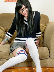 MONTREAL BABE Madison Hope is a Vito girl who we first unveiled over on our 34Grooby