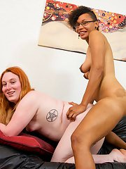 WE JUST love to watch real life lovers here on TGirls.Porn so its with great excitement