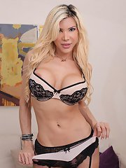 Folks its that time again. Beautiful blonde bombshell Milla Viasotti makes her comeback