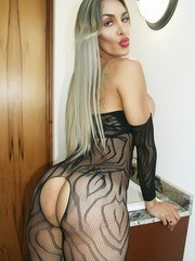 DANG! Check out the Amazing Ass and Curves on this blonde